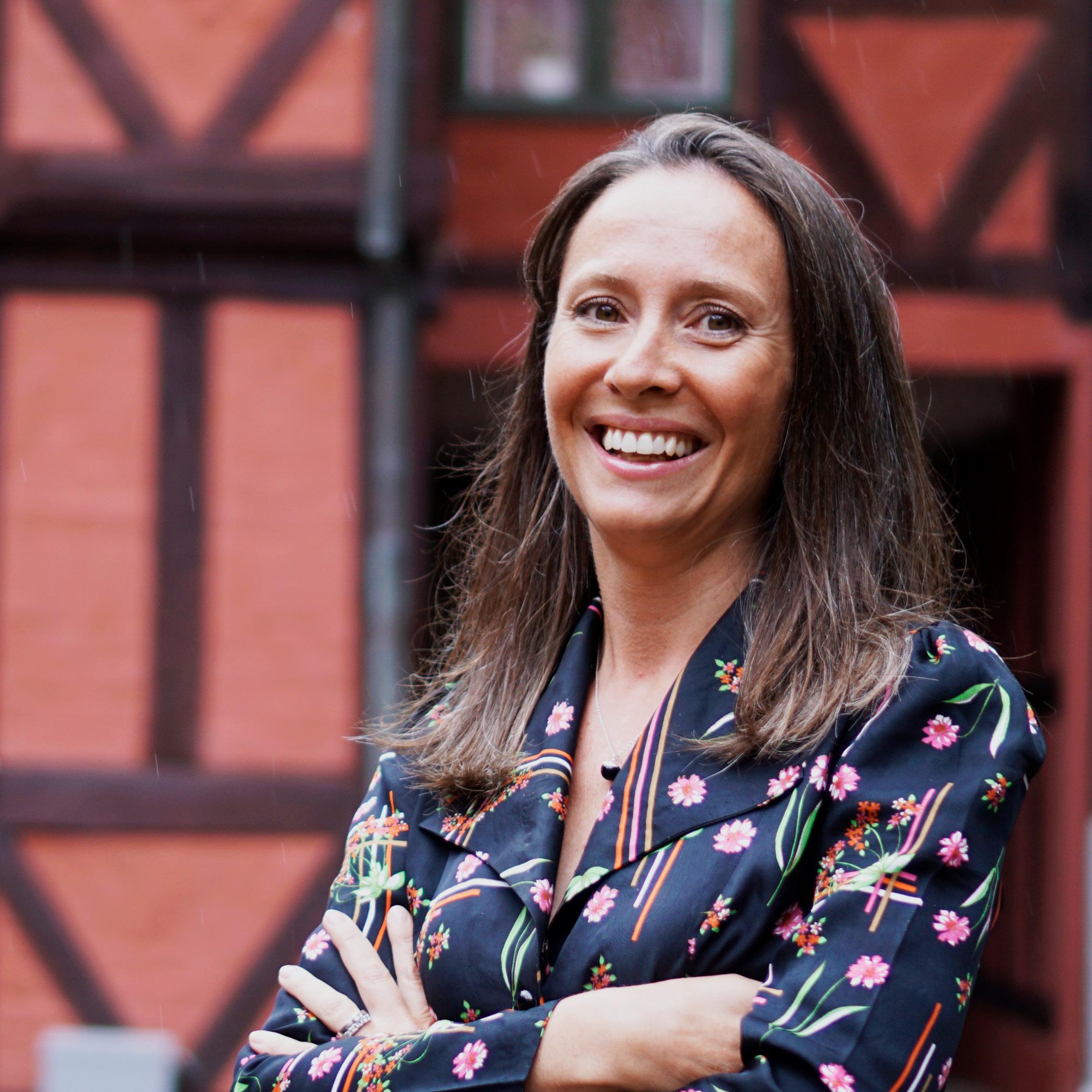 Johanna Søger
